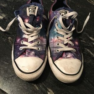 Cosmic Converse shoes